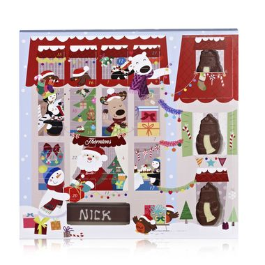 Twitter Competition #5 - Thorntons Advent Calendars