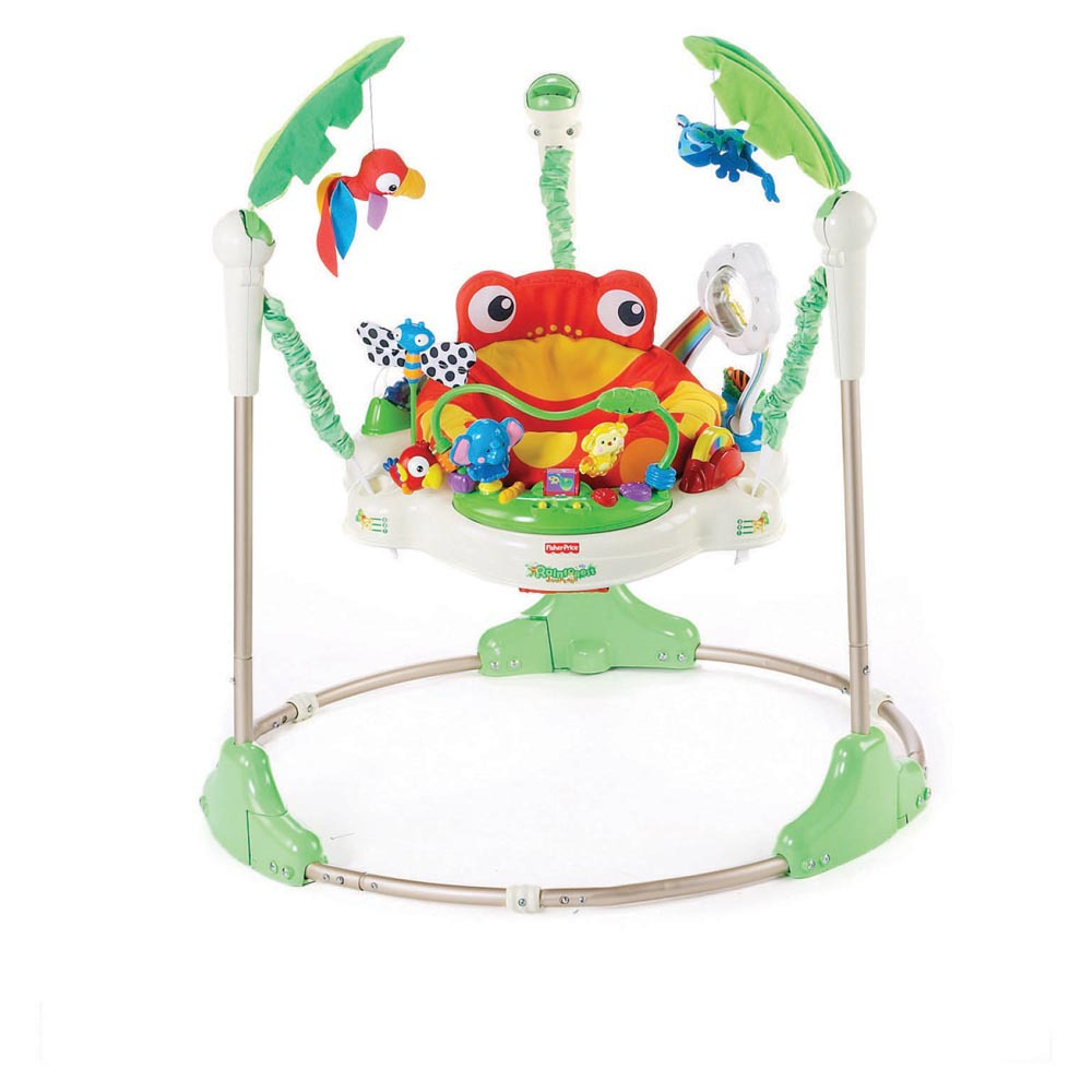 Jumperoo - Possibly the best baby gift of all time