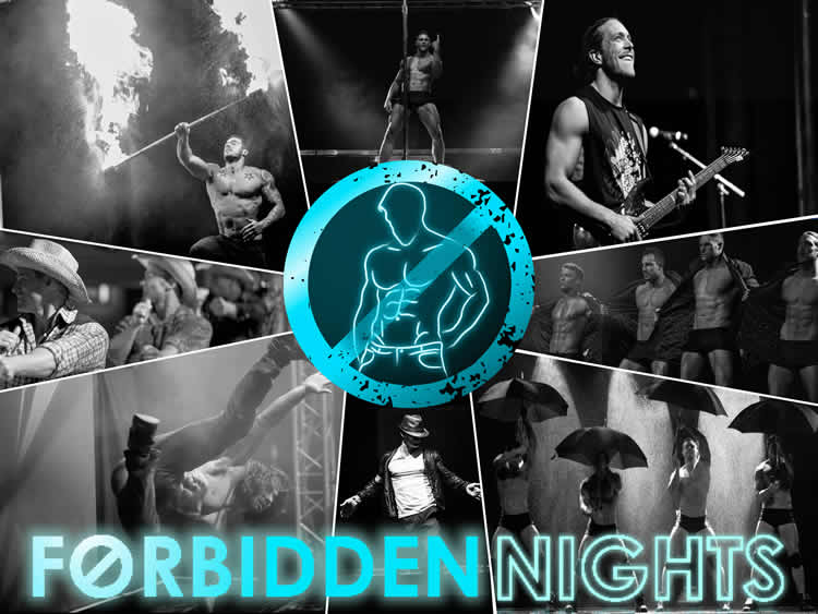 Celebrate your 21st birthday with Forbidden Nights