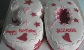 Girls 30th Birthday Cakes