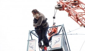 Propose with a 'Lovers Leap' Bungee Jump!