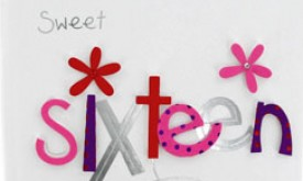 Is a sweet 16th as important in the UK?