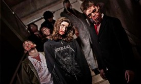 Zombie Experience For 21st Birthdays