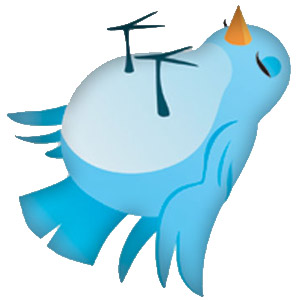 We have been suspended from Twitter