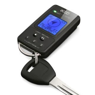 ECCO GPS Keychain