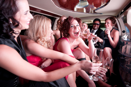 21st Birthday Limo Hire