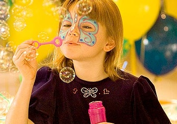 Kids Face Painting Birthday Party Advice