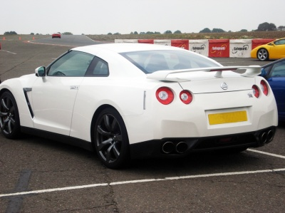 Nissan GTR Experience Review