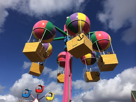 A Review Of Peppa Pig World at Paultons