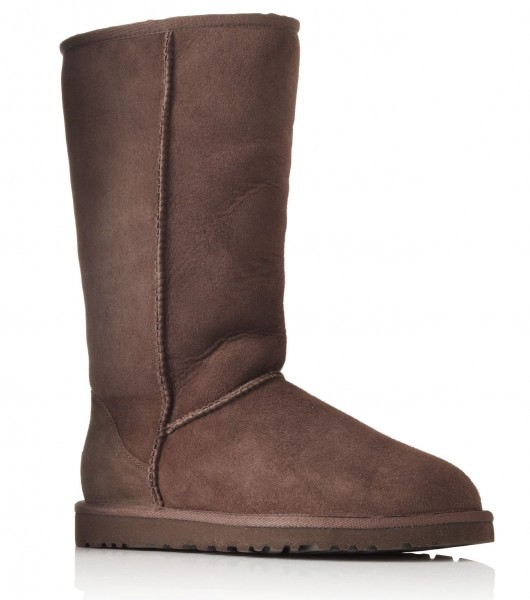 UGG Classic tall boots, Dark Brown - 30th gift