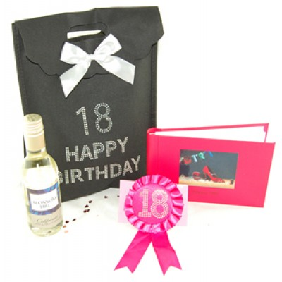 18th Birthday Bag - 18th gift