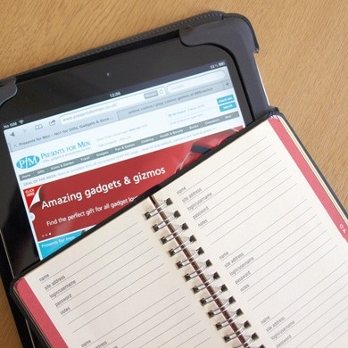 Personal Internet Address & Password Logbook - 21st gift