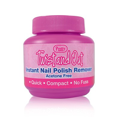 Twist and Out Instant Nail Polish Remover - 30th gift