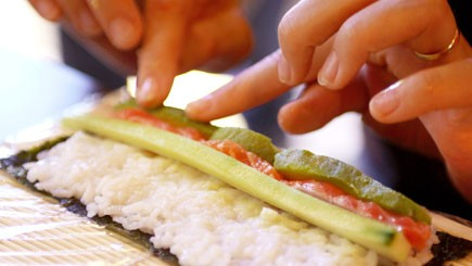 Sushi Making with YO! Sushi for Two - 21st gift