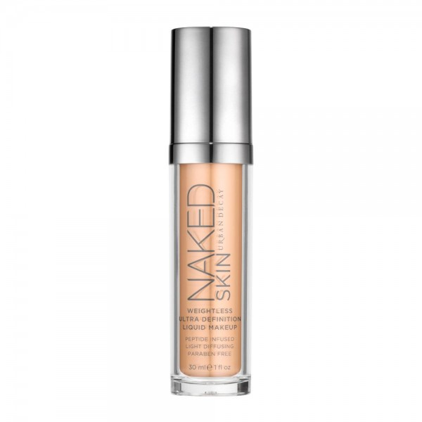 Urban Decay Naked Skin Liquid Foundation, 1.0 - 30th gift