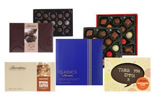 Thorntons Personalised Hamper - 30th gift