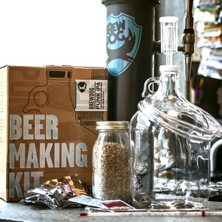 Brewdog Punk IPA Beer Making Kit - 30th gift