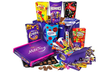 Cadbury Celebration Hamper -  Birthday Your Proposal - Engagement Gifts