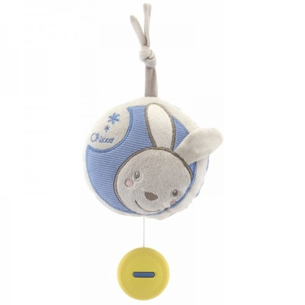 Chicco Soft Colour Musical Cot Toy-Blue (2014) - Baby  Birthday Your Baby Gifts - Boys - 3-6 months