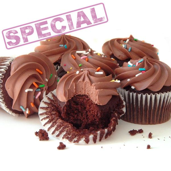 Chocolate Cocktail and Cupcakes Experience - 21st gift
