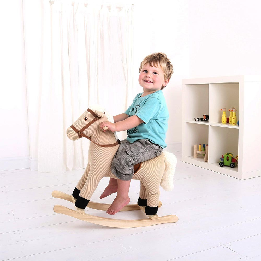 Cord Rocking Horse - Christmas  gift