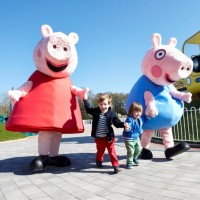 Peppa Pig World Holiday - Children's Birthday Your Kids Bday - 4th Birthday