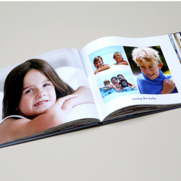Photo Books - 40th Birthday Personalised Gifts