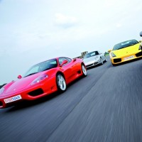 Treble Supercar Driving Experience - 21st Birthday Your Birthdays - Gifts For Him