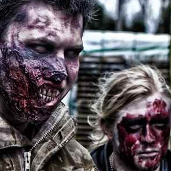 Zombie Bootcamp After Dark Experience - 21st gift