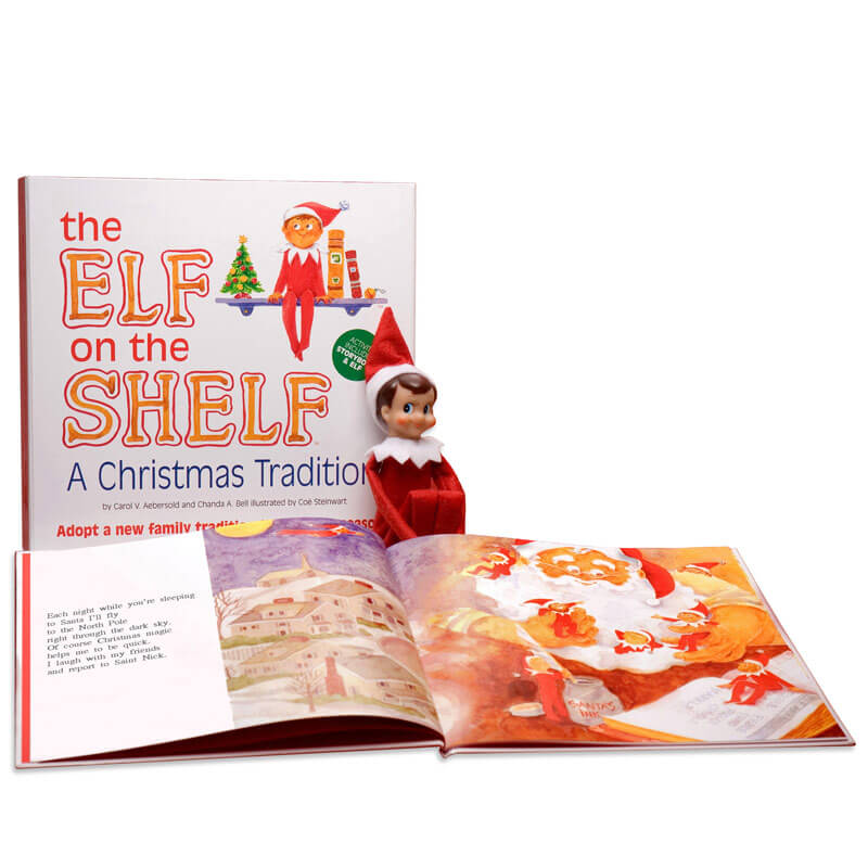 Elf on the Shelf - Christmas  gift