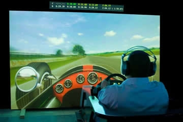 F1 Grand Prix Simulator Race Experience - 30th gift