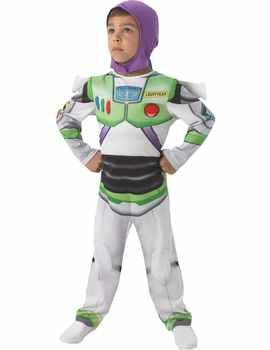 Fancy Dress - Child Classic Buzz Lightyear Costume - Children's Birthday Fancy Dress