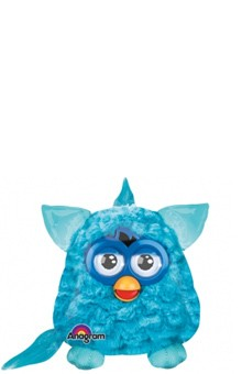 Furby Airwalker Get Well Balloon Gift - Children's Birthday Your Kids Bday - 6th Birthday