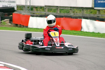 Go Karting for One - 16th Birthday Experiences For Him