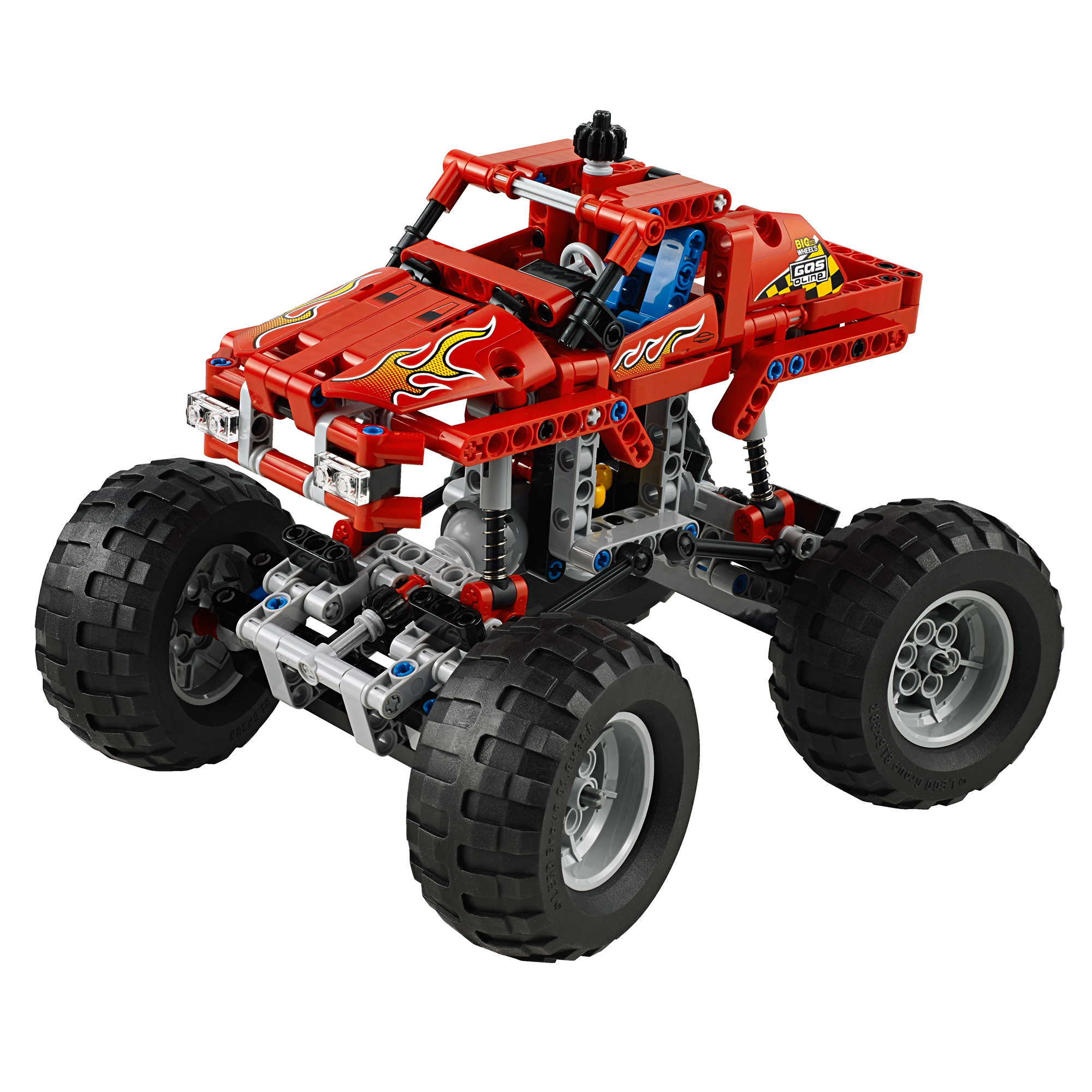 LEGO Technic Monster Truck 42005 - Children's Birthday Your Kids Bday - 7th Birthday
