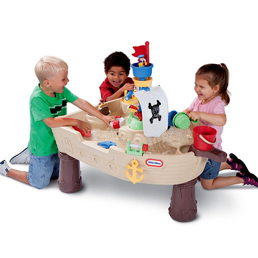 Little Tikes Anchors Away Pirate Ship Water Play - Children's Birthday Your Kids Bday - 2nd Birthday