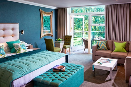 Luxurious One Night Stay with Champagne for Two at Alexander House Hotel - 50th gift