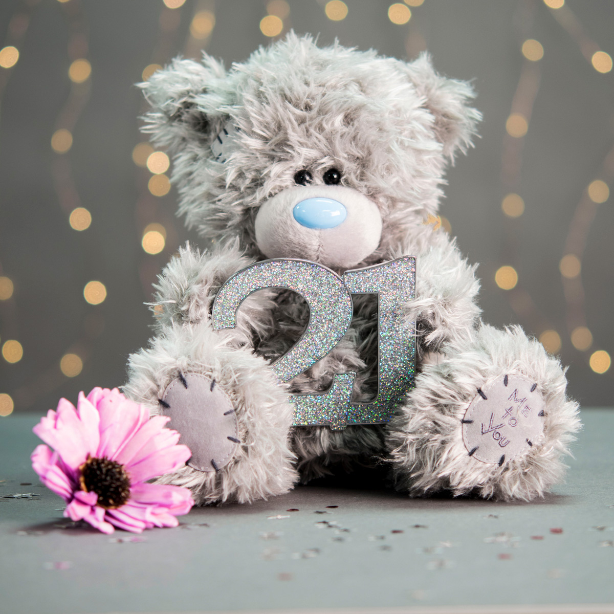 Me To You Tatty Teddy Plush Bear – 21st Birthday - 21st gift
