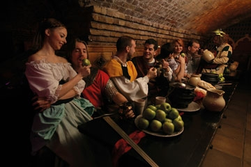 Medieval Banquet in London for Two - 40th Birthday Experiences For Friends & Family