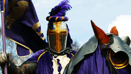 Medieval Jousting Experience - 16th Birthday Experiences For Him