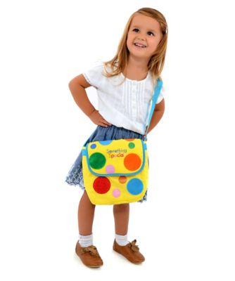 Mr Tumble's Spotty Bag - Children's Birthday Your Kids Bday - 3rd Birthday