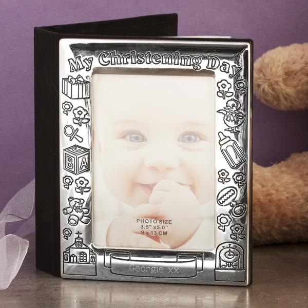 My Christening Day Photo Album - Baby  Birthday Your Baby Gifts - Girls Christening