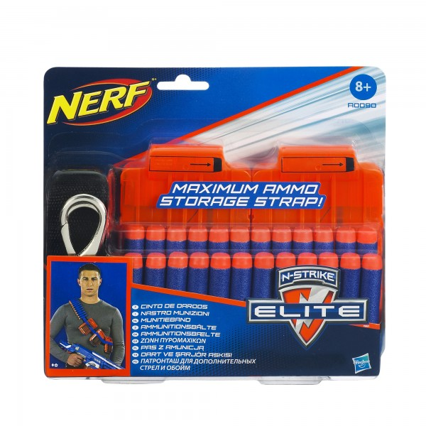 Nerf N-Strike Elite Bandolier Kit - Children's Birthday Your Kids Bday - 6th Birthday