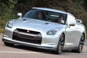 Nissan GTR Driving Experience - Weekends - 21st gift