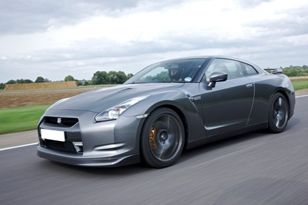 Nissan GTR Thrill - 40th Birthday Experiences For Him