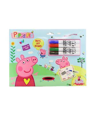 Peppa Pig Wipe Off Board - Children's Birthday Your Kids Bday - 3rd Birthday