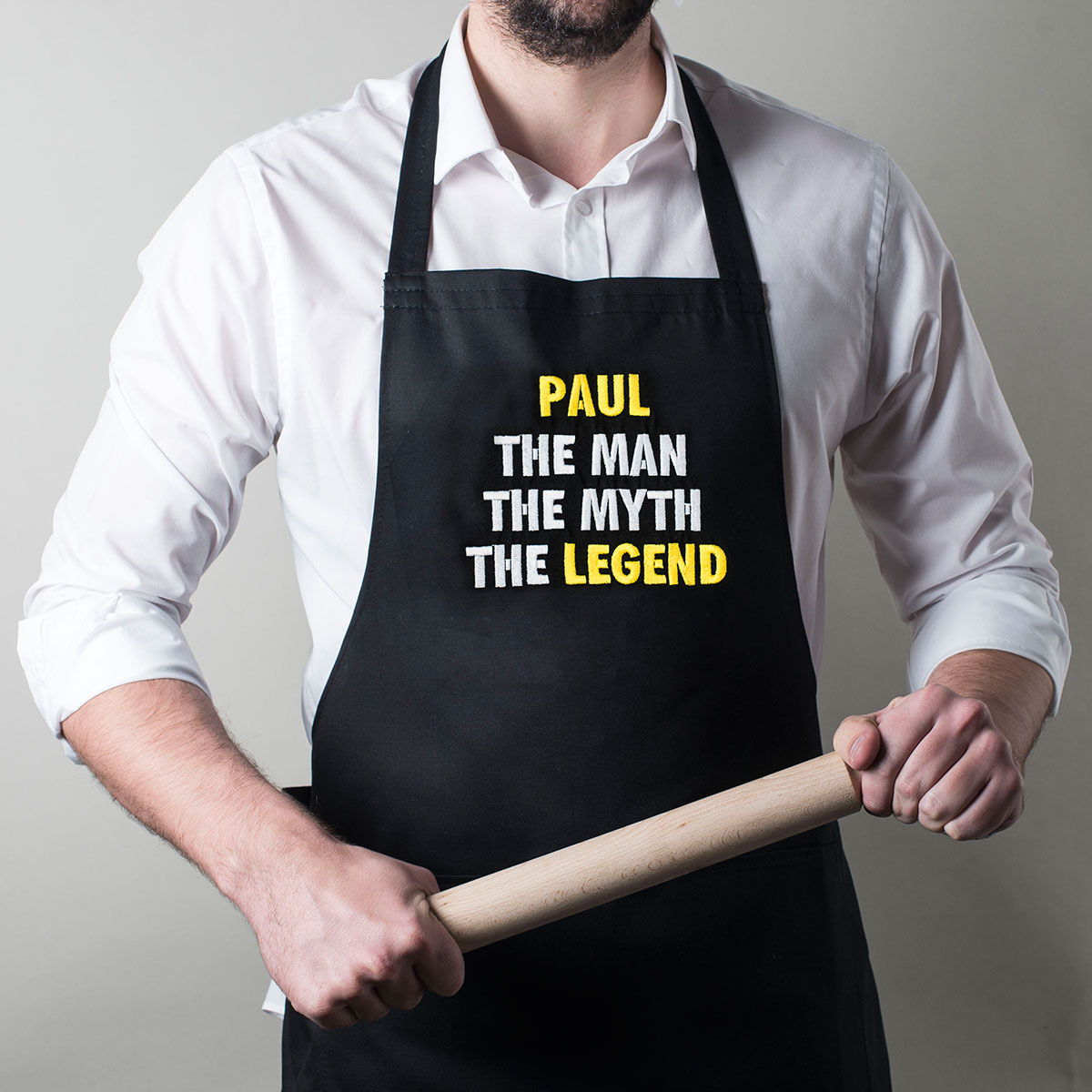 Personalised Apron - Legend - 40th Birthday Gifts For Him