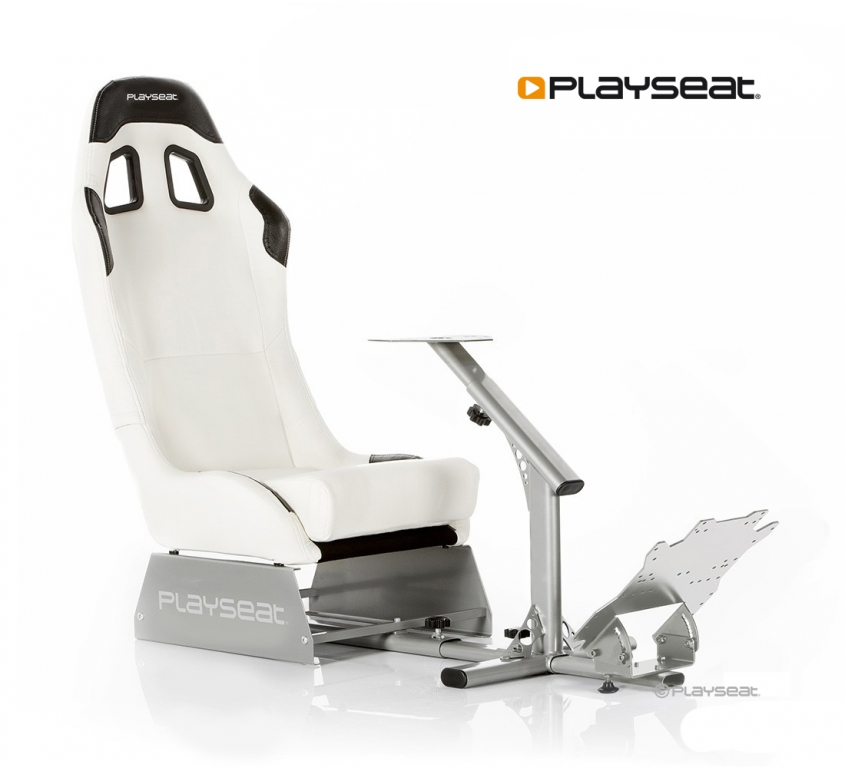 PlaySeat Evolution Racing Gaming Chair -White - Christmas  gift