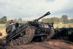 Tank Driving - 40th Birthday Experiences For Him