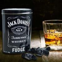 Tennessee Whiskey Fudge Gift Tin - 21st gift